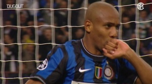 Le migliori reti dell'Inter. Dugout