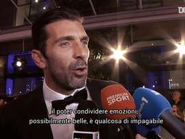 Le migliori interviste di Buffon. Dugout