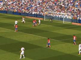 Ronaldo scored 5 goals against Granada. DUGOUT