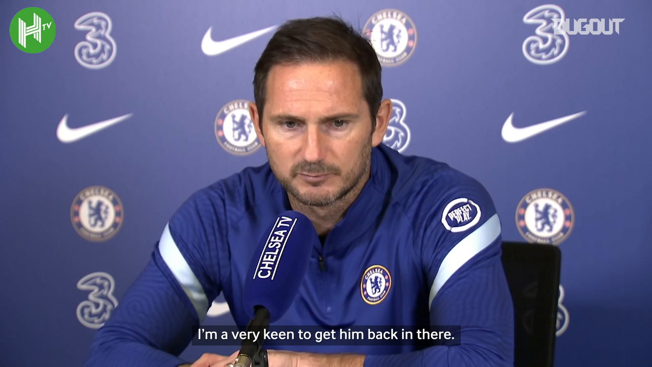 Chelsea considering loan options for trio, says Frank Lampard