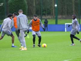 Everton se prepara para FA Cup com James e Richarlison. DUGOUT