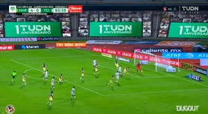 Club America's keepers have made some fine saves in the Apertura. DUGOUT