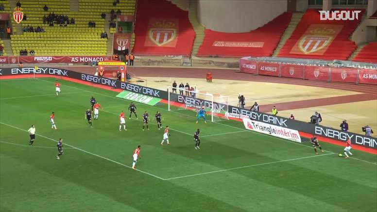 Rony Lopes scored some really good goals for Monaco. DUGOUT