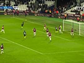 VIDEO : Les meilleurs buts de Manchester City à West Ham. Dugout