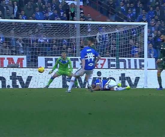 La temporada de Jakub Jankto en la Sampdoria. DUGOUT