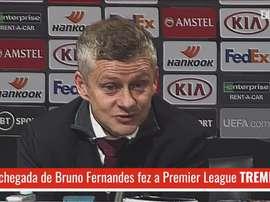 Como Bruno Fernandes impactou o United. DUGOUT