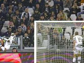 VIDEO: Buffon makes stunning save to deny Glick. DUGOUT