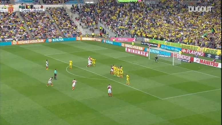 VIDÉO : le meilleur de Gabriel Boschilia avec l'AS Monaco. Dugout