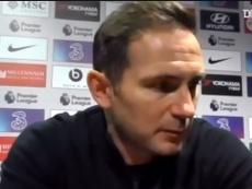 Lampard praised Silva. DUGOUT