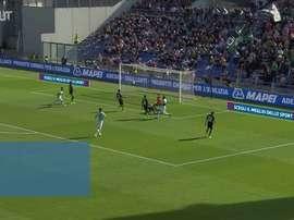 Lukaku ha hecho goles de ensueño en Italia. DUGOUT