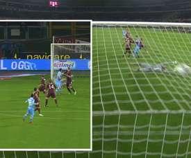 Le but magnifique de Blerim Džemaili contre Torino. DUGOUT