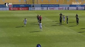 Bolados rescató un empate para Colo-Colo. DUGOUT