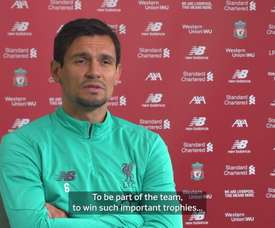 Lovren: 'Patience has paid off with Liverpool project'. DUGOUT