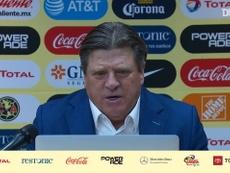 Herrera habló sobre su equipo. DUGOUT