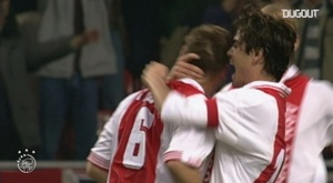Ajax have scored some crackers against Willem II in the Eredivisie. DUGOUT