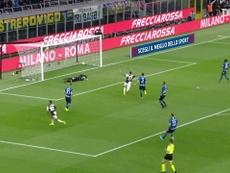 VIDÉO: Les derniers buts de la Juventus à l'Inter. Dugout