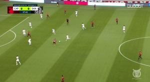 Highlights: Athletico-PR 1-0 Santos. DUGOUT