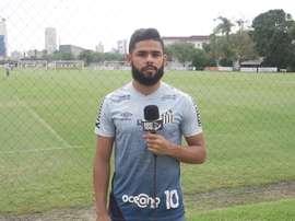 Felipe Jonathan projeta duelo com LDU. DUGOUT