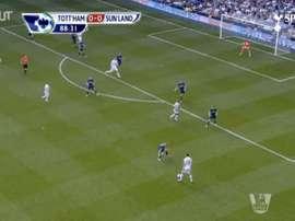 Bale se despidió del Tottenham con este golazo. Dugout