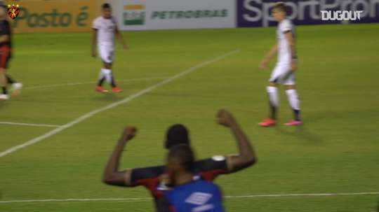 Sport bate o Ceará na estreia do Brasileirão. DUGOUT