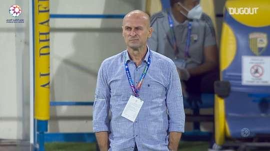 Al Dhafra claimed the three points against Fujairah. DUGOUT