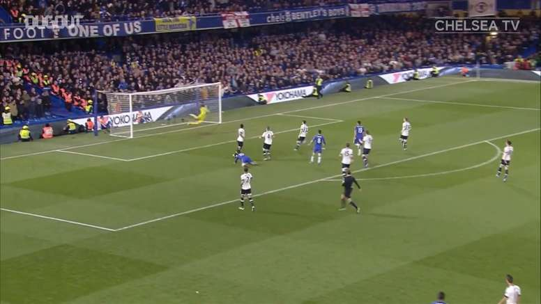 Chelsea have scored some screamers! DUGOUT