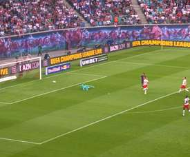 Thomas Muller has been in terrific form this season for Bayern. DUGOUT