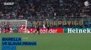 VIDEO : Les buts de l'Inter en ouverture de Ligue des Champions. Dugout