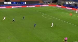 Florian Neuhaus got a superb assist for Monchengladbach at Inter. DUGOUT