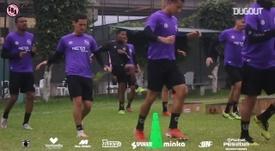 Leonardo Ruiz habló de su debut como titular con Sport Boys. Captura/DUGOUT