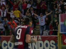 Bologna have scored some great goals versus Napoli over the years. DUGOUT