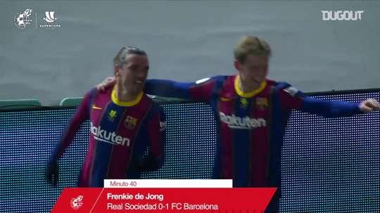 Il Barça vola in finale. Dugout