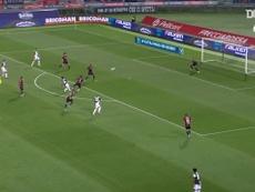 Dybala faz um golaço contra o Bologna. DUGOUT