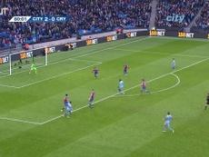 VIDÉO: Le superbe but de Yaya Touré contre Crystal Palace. Dugout