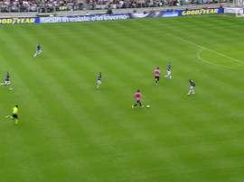 Le dernier match de Del Piero à la Juventus. DUGOUT