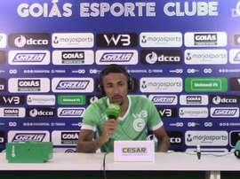 Miguel Figueira marcou o gol da vitória contra o Palmeiras nos acréscimos. DUGOUT