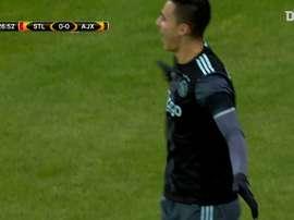 VIDÉO : Le superbe but d'El Ghazi contre le Standard de Liège. DUGOUT