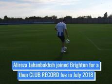 VIDEO: Alireza Jahanbakhsh's long wait for Premier League success. DUGOUT
