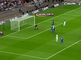 Tottenham made a comeback. DUGOUT