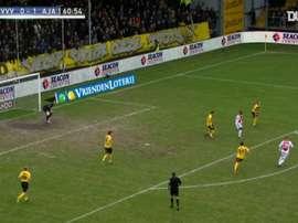 Ajax's top five goals vs VVV-Venlo. DUGOUT