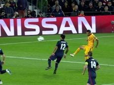 Os três melhores gols de Luis Suárez contra o Atlético de Madrid. DUGOUT