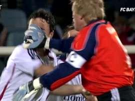 L'exploit de Getafe face au Bayern en 2008. DUGOUT