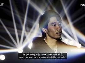 VIDÉO : La première interview de Kagawa avec le PAOK.DUGOUT