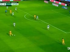 Great Tigres goals during 2020. DUGOUT