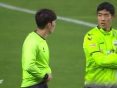 Jeonbuk conquistou o Campeonato Sul-coreano pela quarta vez consecutiva. DUGOUT