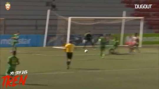 Los mejores goles de Vinicius de Souza. DUGOUT