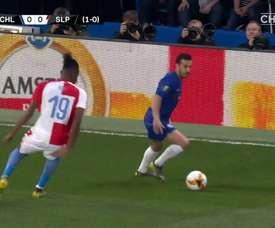Résumé Chelsea 4-3 Slavia Prague. DUGOUT