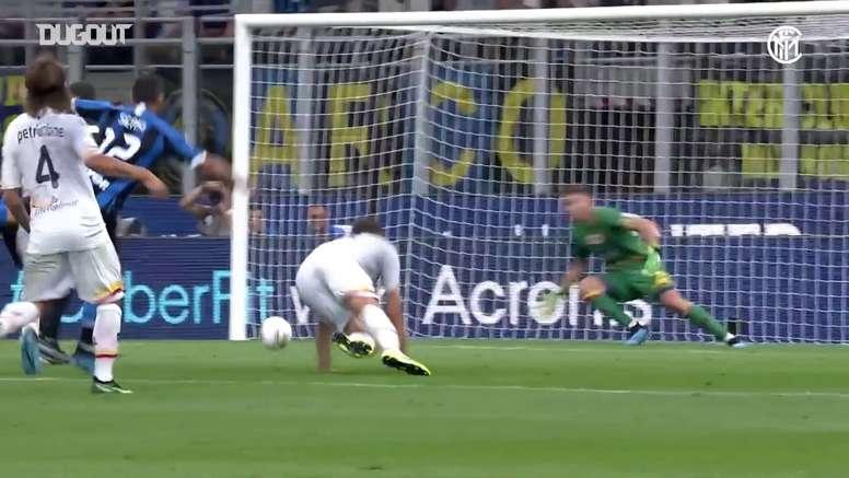 Lukaku, Ashley Young, Alexis Sanchez e Eriksen fazem seus primeiros gols pela Inter. DUGOUT