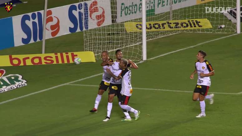 Video Sport Recife Beat Bahia At Pituacu Stadium Besoccer