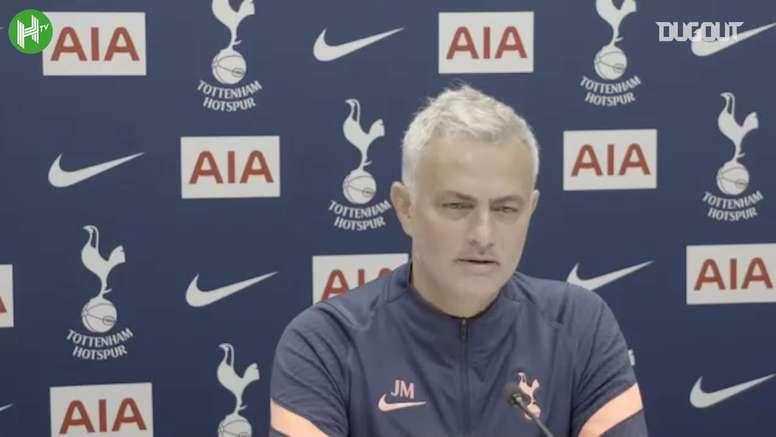 Mourinho faz mistério sobre possível estreia de Bale. DUGOUT